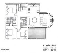 2 dimensionele vorm bouwtekening - Dit is een platte illustratie, zonder hoogte.
