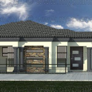 3 Bedroom House Plan Mlb 014 2s House Plan Gallery Bedroom House Plans My House Plans