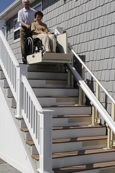 Mobility impaired garden lift | vychytavky | Pinterest | Access ramp ...