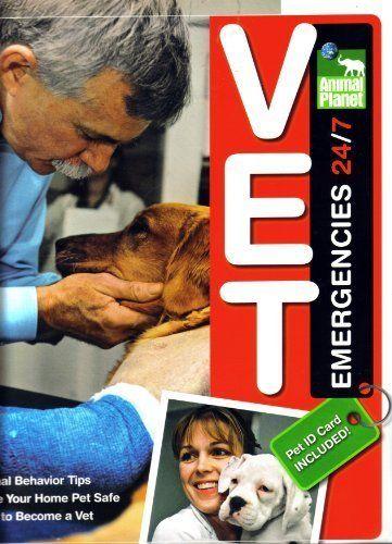 Vet Emergencies 24 7 Animal Planet Animal Planet By S Https Www Amazon Com Dp 0696238101 Ref Cm Sw R Pi Dp U X Qtv1bbnvg2c2s Pet Safe Pet Id