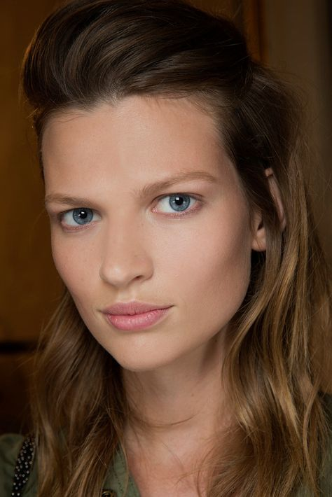 Emilio Pucci - love the just barely there makeup