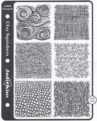 Judikins Clay Squisher 1960s Design