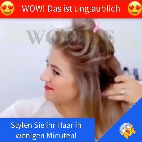 Haartrockner und voluminöser Styler in einem 💋Holen Sie sich Ihren noch heute ➡️