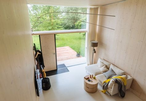 Estonian firm Kodasema is developing a prefabricated concrete micro-home that can be assembled and installed within...