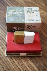 Rare Vintage Eversharp Schick Women's Ladies Fashion Razor in Box, Made in USA | eBay
