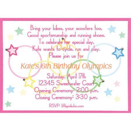 Olympian birthday invitation olympics birthday pinterest stopboris Choice Image