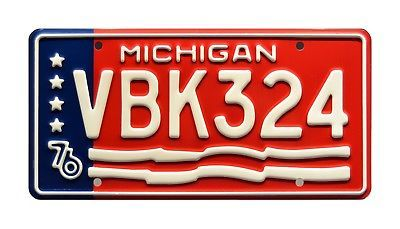 90210 Metal Stamped License Plate I8A 4RE