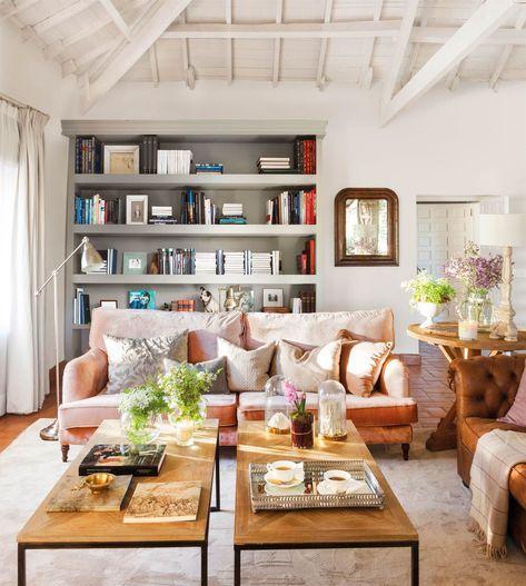 Mesas De Centro Salon.15 Muebles Que Lo Cambian Todo Apartment Decor Home