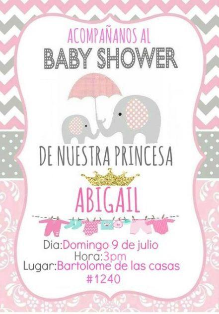 Ideas Tarjetas Baby Shower.Baby Shower Recuerdos Girl 15 Ideas Babyshower Baby