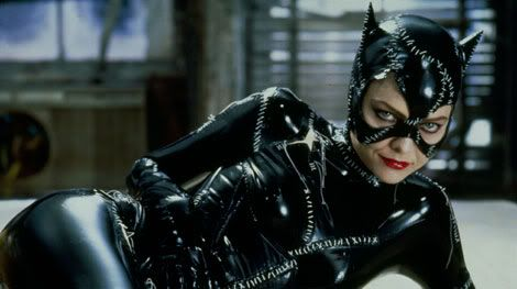 The one and only! Michelle....Batman Returns
