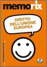Scaricare Diritto Dell Unione Europea Libri Pdf Gratis Leggere