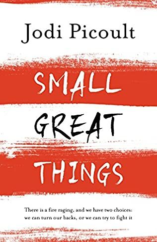 Small Great Things By Jodi Picoult Book 1 In The Small Great Things Historical Fiction Series 201 Recommended Books To Read Books To Read Jodi Picoult Books
