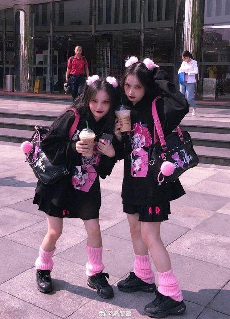 Fashion Tips Tuesday .Fashion Tips Tuesday Mode Harajuku, Estilo Harajuku, Harajuku Fashion, Kawaii Fashion, Harajuku Girls, Gyaru Fashion, Pastel Fashion, Alternative Outfits, Alternative Mode