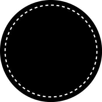 Circle Frame Black Circle Frames Doodle Frames Frame Logo