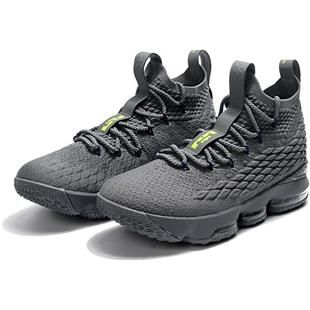 "cheap for discount 965ca 75109 Nike LeBron 15 ""Wolf Grey"" For Sale 