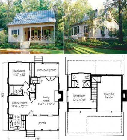 Farmhouse Plans Small Southern Living 68 Ideas Tiny Farmhouse Tiny House Plans Cottage Plan