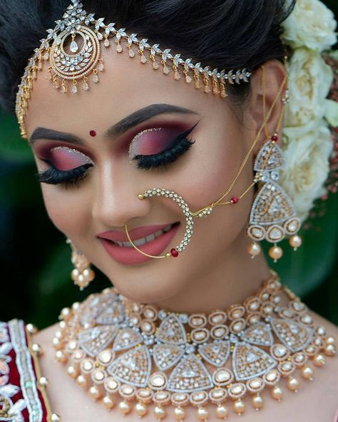 25 Wow Worthy Bridal Makeup Looks to Inspire the Brides to Be
