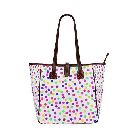 Panda Monium Tote Handbag Mini Single Crossbody Messenger Bag Long Strap Shopping Bag Pouch Women Canvas Shoulder Bag