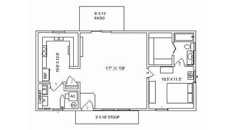 Best 49 Tiny House Floor Plans 12x36 In Woodworking Projects Tiny House Floor Plans Tiny House Layout House Floor Plans