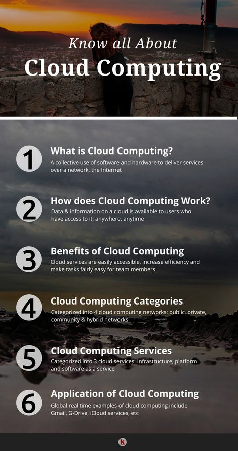 What does Cloud Computing mean? - RedAlkemi #technology #business #marketing