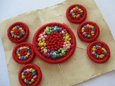 5 Aqua Color Duck Button Great For Craft And Sewing
