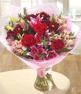 صور باقات ورد صور ورد رومانسي بوكيه بوكيه ورد Flowers Delivered Flower Delivery Table Decorations