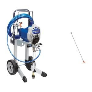 Graco Prox17 Cart Airless Paint Sprayer With 20 In Tip Extension 25m504 The Home Depot Paint Sprayer Sprayers The Home Depot