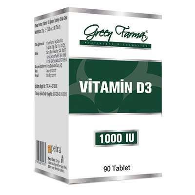 Green Farma Vitamin D3 Fiyat Siparis Hangi Eczanelerde Bulunur Petra Vitamin Makyaj Urunleri