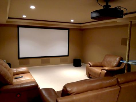 Home Theater Trends: The evolution of dedicated Theater Rooms and Media Rooms
