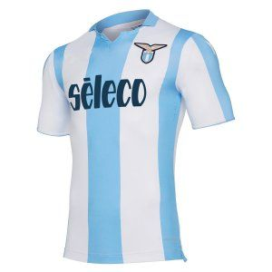 5bc503876be S.S Lazio 2017-18 Season Away Biancocelesti Shirt Jersey  K694
