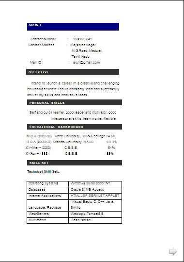 biodata for job free download sample template example of excellent