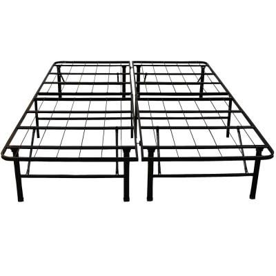 Hercules Hercules Twin Size 14 In H Heavy Duty Metal Platform Bed