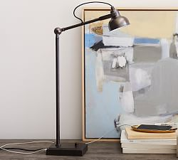 Preston Brass Task Table Lamp With Images Lamp Table Lamp