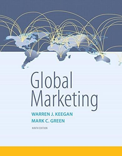 Global Marketing (9th Edition) - Default
