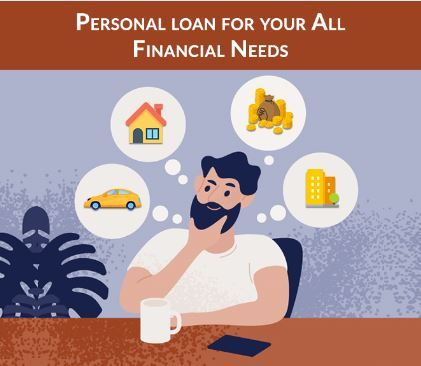 Personal Loan For Your All Financial Needs Personal Loans Loan Financial