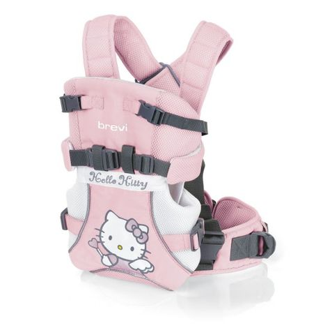 Hello Kitty Baby Stuff | Hello Kitty Koala Baby Carrier Pink - One Stop Baby Shop