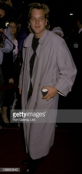 Kiefer Sutherland attends the premiere of