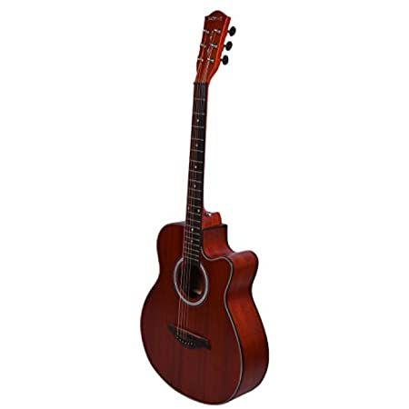 Giuson Venus Yellow Rosewood Fretboard Acoustic Guitar Amazon In Electronics Guitar Acoustic Guitar Acoustic