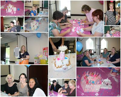 SUGAR CUBE CASTLE Team Hess: Prince and Princess Baby Shower