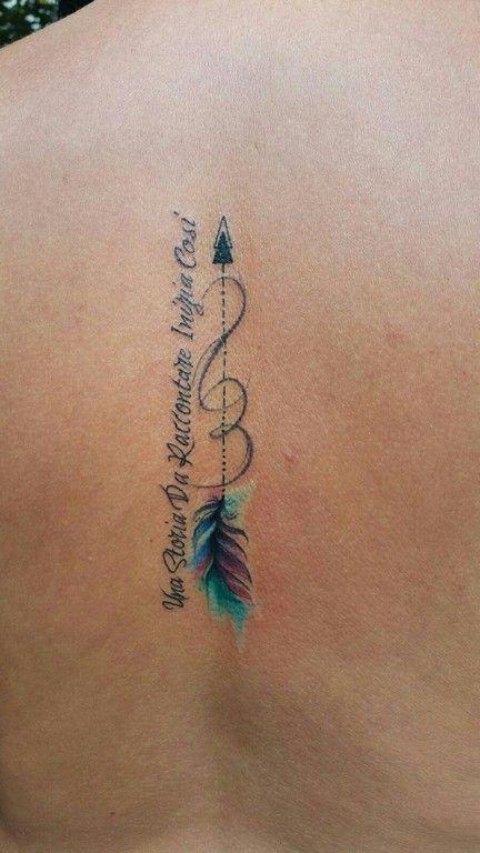 15 Beautiful Watercolor Feather Tattoo Ideas Feather Tattoos