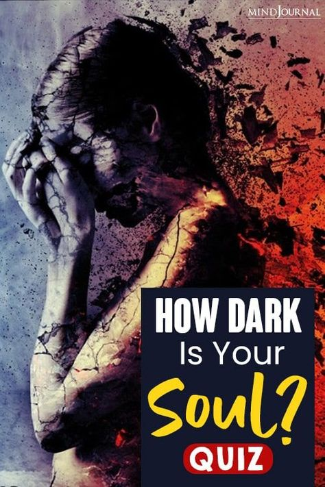 We all have a dark side no matter how hard we try to come up as perfectly clean. But, how dark is your soul? Find out with this quiz. #quiz #personalitytest #soul #funtest #darksoul