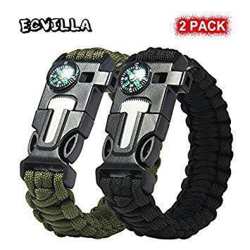 The 5 Best Paracord Bracelet Survival Kit For Extreme Adventures