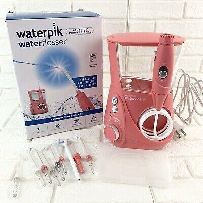 Advertisement Waterpik Water Flosser Dental Countertop Oral