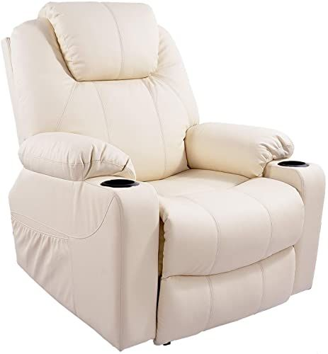Enjoy Exclusive For Furgle Power Lift Recliner Chair Faux Leather Electric Massage Heat Vibration Elderly Living Room Lounge Massage Sofa 2 Remotes Side Pock In 2020 Living Room Lounge Recliner Chair