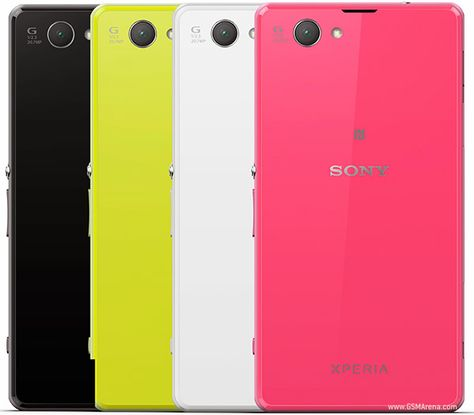 Sony Xperia Z1 Compact Sony Xperia Android Accessories Sony