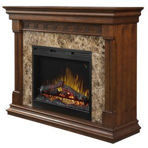Major Markdown Mantel Electric Fireplace Electric Fireplace With