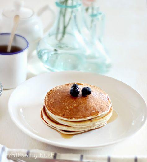Healthy Protein Pancake