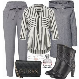 BusinessWoman Damen Outfit Komplettes Business Outfit