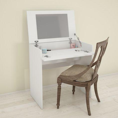 159 Britt Vanity With Mirror Furniture Decor Interior Design