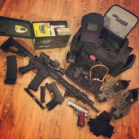 edc Tactical loadout. Shared from...